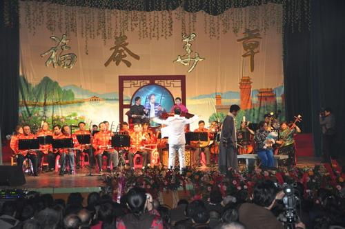 《二泉映月》二胡独奏刘福华 伴奏 武汉群星民乐团 杨琴 何晓瑛 指挥陈